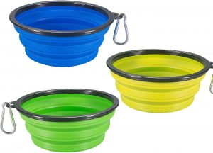 Collapsible Bowl For Pet